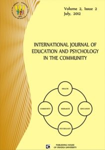 Book Cover: Volume 2, Issue 2, 2012