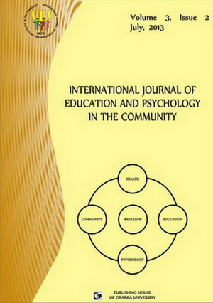Book Cover: Volume 3, Issue 2, 2013