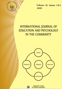Book Cover: Volume 10, Issues 1 & 2, 2020